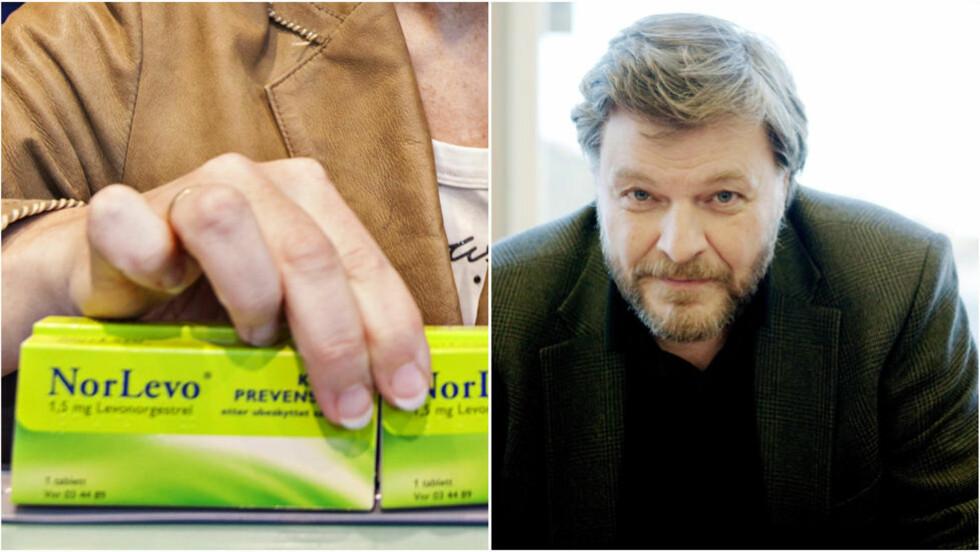 VARSLET I FJOR: Steinar Madsen i Legemiddelverket sier de ble varslet om avviket i fjor. Likevel er angrepillebeskrivelsen ennå ikke endret, og fortsatt kan det ta lang tid før den oppdaterte versjonen er på markedet. Foto: Torbjørn Berg / Dagbladet / Torbjørn Grønning