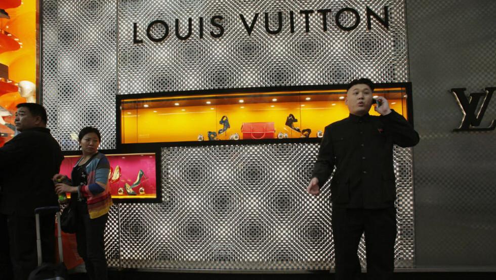 ETTERLIGNER:  Howard fra Hong-Kong har tatt på seg rollen som etterligneren til Kim Jong-un. Foto: Reuters.