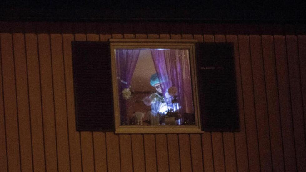 FORELDRE SIKTET:  Det var en lege som varslet politiet om funn av et dødt barn i Leksvik kommune onsdag. Begge foreldrene er nå siktet i saken. Foto: Ole Morten Melgård / Dagbladet