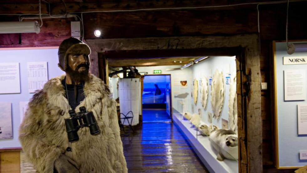 OMSTRIDT:   CNN roser Polarmuseet i Tromsø, mens Lonly Planet ikke hadde sans for byens fangsthistorie. Foto: ANITA ARNTZEN