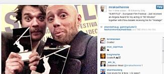 Aksel Hennie fikk gjev europeisk filmpris