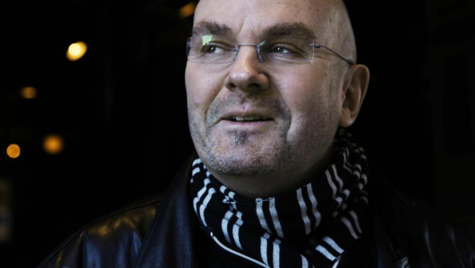 ENESTE KANDIDAT Einar Gelius er den eneste som har søkt på stillingen som sogneprest i Ibestad menighet i Troms.  Foto: Steinar Buholm / Dagbladet.