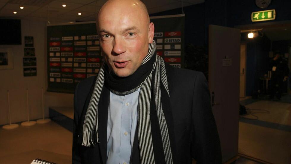 MOT NYE EVENTYR: Brentford-manager Uwe Rösler skal være på vei til Championship-klubben Wigan. Foto: Svein Ove Ekornesvåg / Scanpix