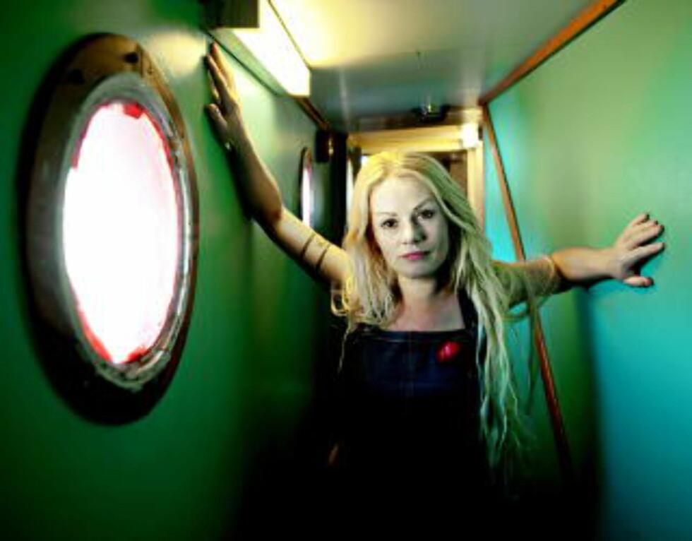 """BJØRVIKA 2010:  Unni Wilhelmsen er blant artisene som har opptrådt på MS """"Innvik"""". FOTO: LARS EIVIND BONES/DAGBLADET."""