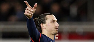 Zlatan-show da PSG knuste Sochaux