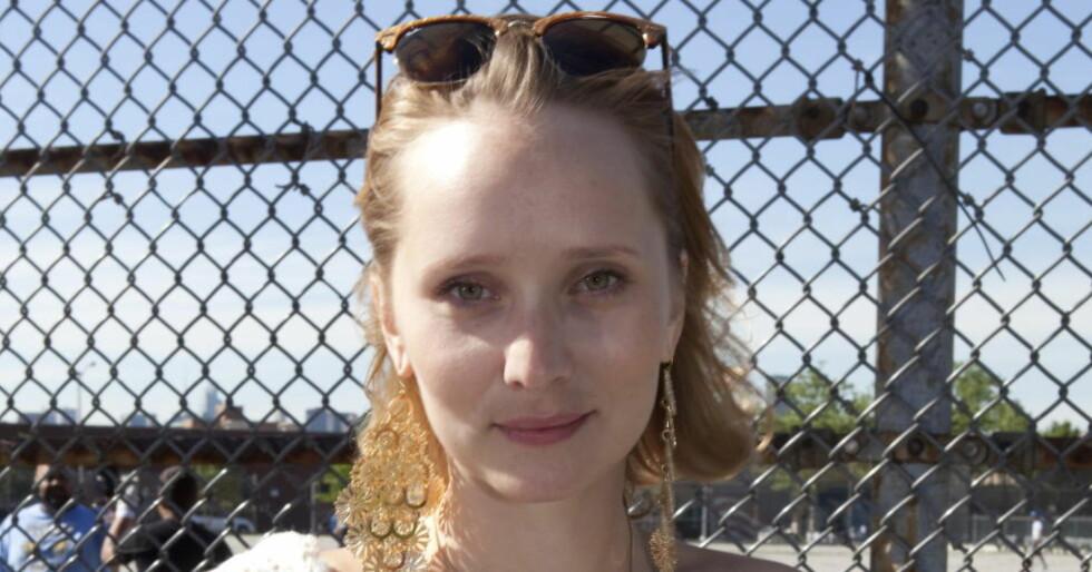 NY FILM:  Mona Fastvold har skrevet manus til en ny film, som har fått stjerner som Robert Pattinson og Juliette Binoche på laget. Foto:  Christopher Lane / Dagbladet