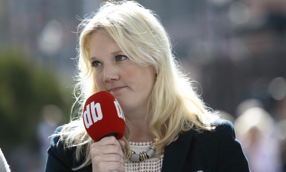 NOK ER NOK: Aina Stenersen mener at Venstre for lenge har trenert budsjettforhandlingene. Foto: Nina Hansen/ Dagbladet