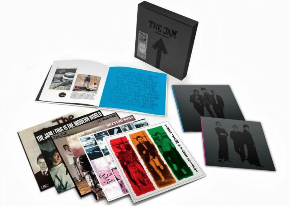 THE JAM: «The Studio Recordings».
