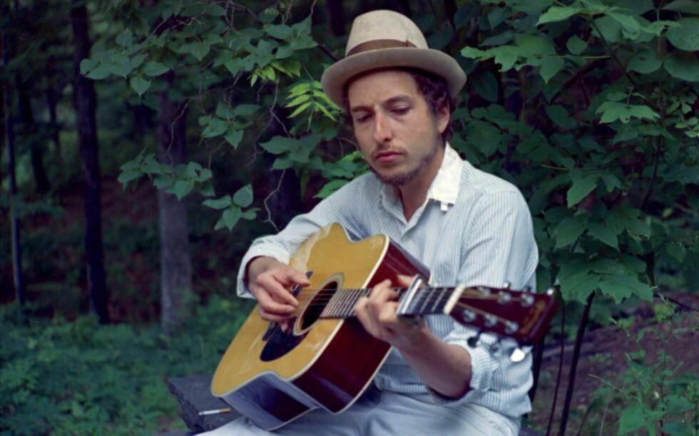 I BOKS, IGJEN: Bob Dylans «Another Self Portrait: The Bootleg Series Vol. 10» er en av årets finere platebokser. Foto: Sony Music
