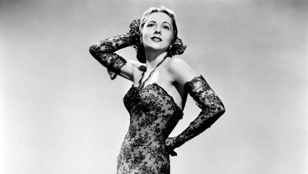 DØD: Skuespillerinnen Joan Fontaine, som spilte i en rekke Alfred Hitchcock-klassikere, er død, 96 år gammel. Foto: AP Photo/NTB Scanpix