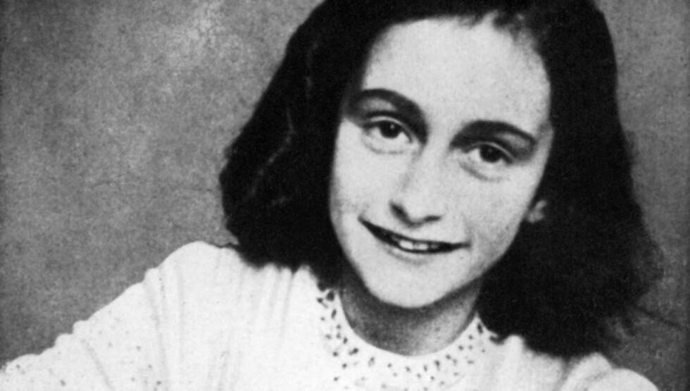 BLIR BARNEFILM: Historien om Anne Frank har inspirert regissør Ari Folman til å lage en animert barnefilm basert på hennes dagbok. Foto: Scanpix