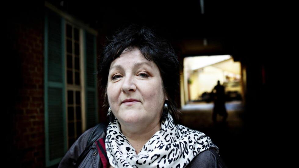 - MELKER SUKSESSEN: Anne B. Ragde er blant dem som mener den frittstående fortsettelsen av  «Millenium»-trilogien til Stieg Larsson. Foto: NINA HANSEN / Dagbladet