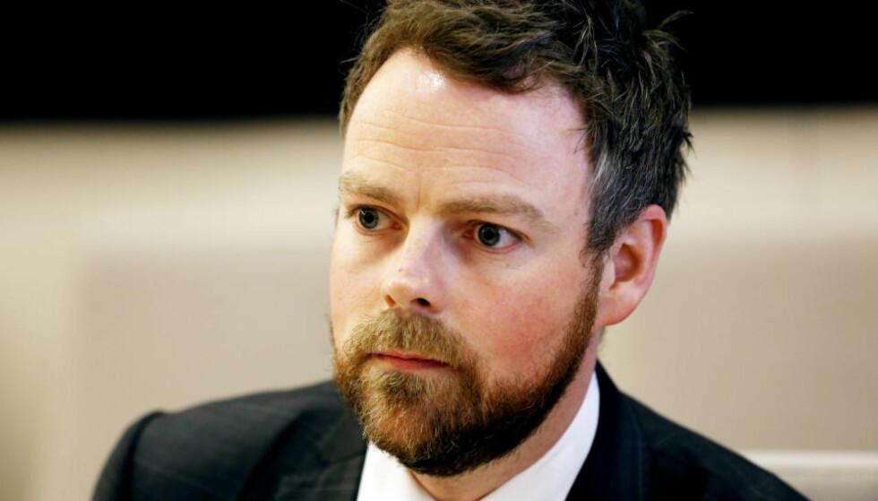 KRITISERES: Kunnskapsminister Torbjørn Røe Isaksens fraværsreform. Foto: Lise Åserud / NTB scanpix