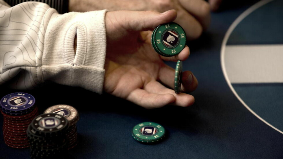 POKER: Norske pokerspillere biter fra seg i Europa. Foto: Øistein Norum Monsen / DAGBLADET