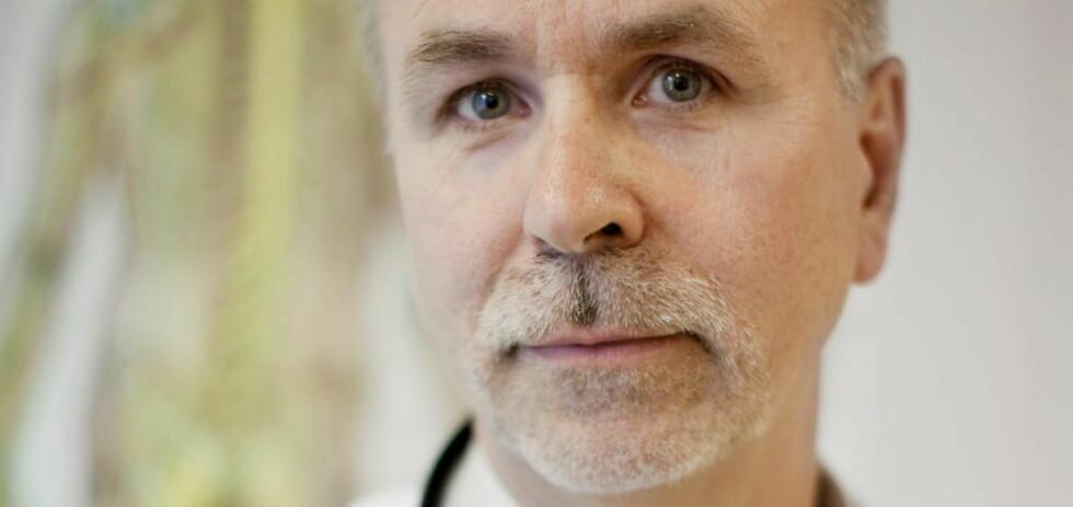 BLIR STOPPET:  Statens helsetilsyn har i dag trukket tilbake legelisensen til doktor Rolf Luneng. FOTO: ESPEN RØST/DAGBLADET.