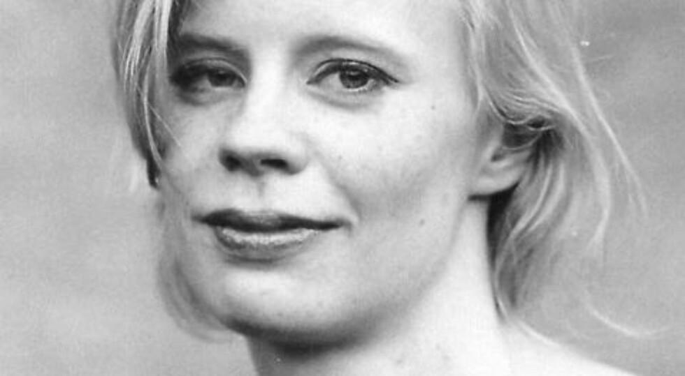 PSYKOLOG: Hedvig Montgomery. Foto: Privat
