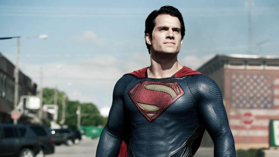 TAPTE BUDRUNDEN: Netflix skal ha lagt 200 millioner kroner på bordet for de nordiske rettighetene til å sende ti Warner Bros-filmer. Selskapet står blant annet bak den nyeste Supermann-filmen. Foto: Filmweb.