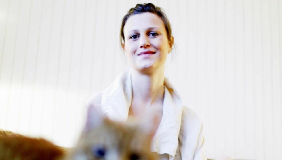 TRILOGI: Helga Flatland avslutter sin kritikerroste trilogi. Foto:  Siv Johanne Seglem / Dagbladet