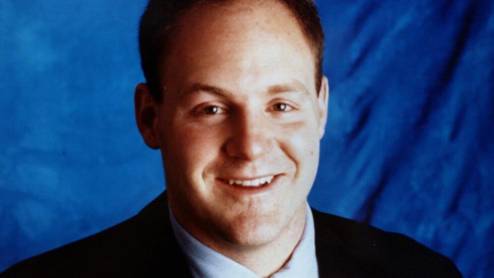 DREPT: Daniel Lewin ble trolig det første offret for terroristene som slo til mot tvillingtårnene i New York 11. september 2001. Foto: AP/Courtesy Akamai Technologies/NTB Scanpix.