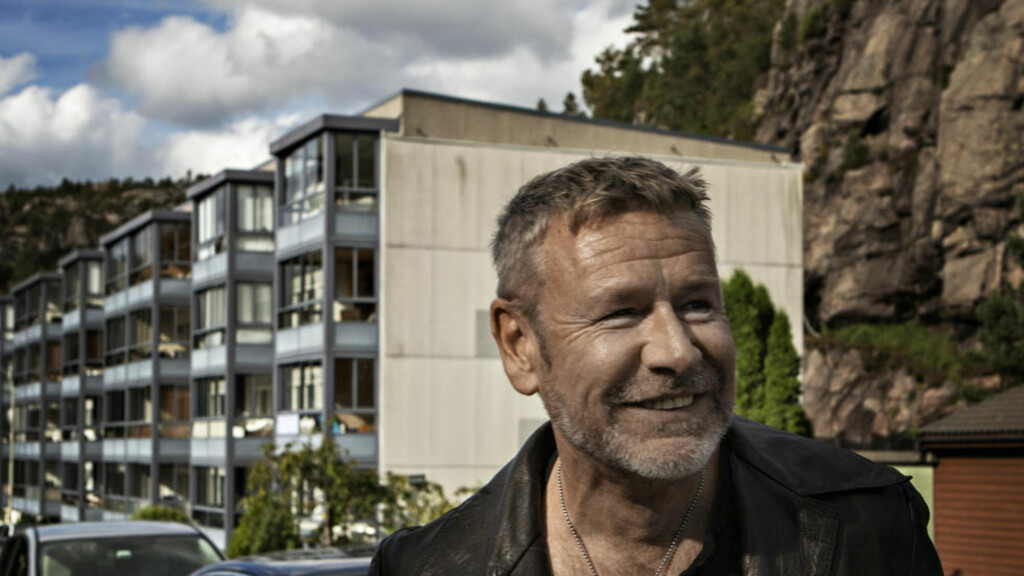 Bergenspatriot: Den prisbelønte forfatteren Tomas Espedal er aktuell med en ny roman, «Bergeners».  Foto: Jørn H. Moen / Dagbladet
