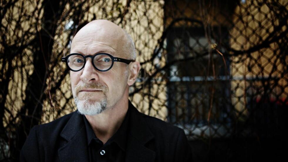 NOVELLER: 60-årsjubilant Lars Saabye Christensen er ute med ny novellesamling. Foto: Nina Hansen / Dagbladet