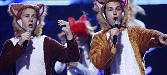 - «The Fox» er i en kritisk fase
