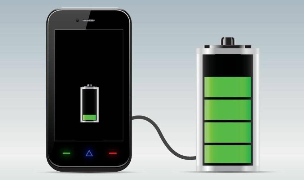 TING TAR TID: Å lade smarttelefonen tar ikke mer enn et par timer, men av og til føles det som et helt århundre. Foto: COLOURBOX.COM
