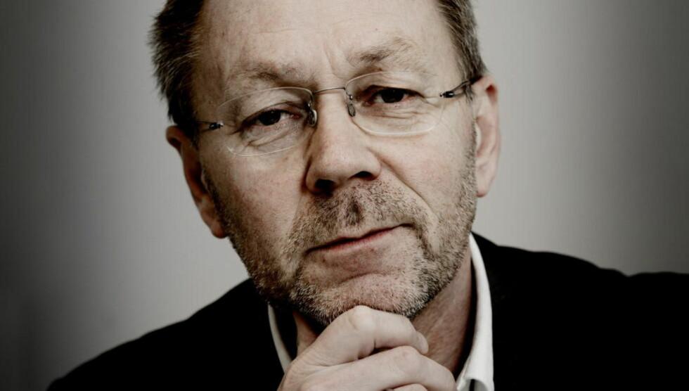 ÅPENHET: Sjefredaktør John Arne Markussen i Dagbladet skriver at åpenhet gir oss en helt nødvendig mulighet til å diskutere hvordan vårt økonomiske system fungerer. Foto: Lars Eivind Bones / Dagbladet