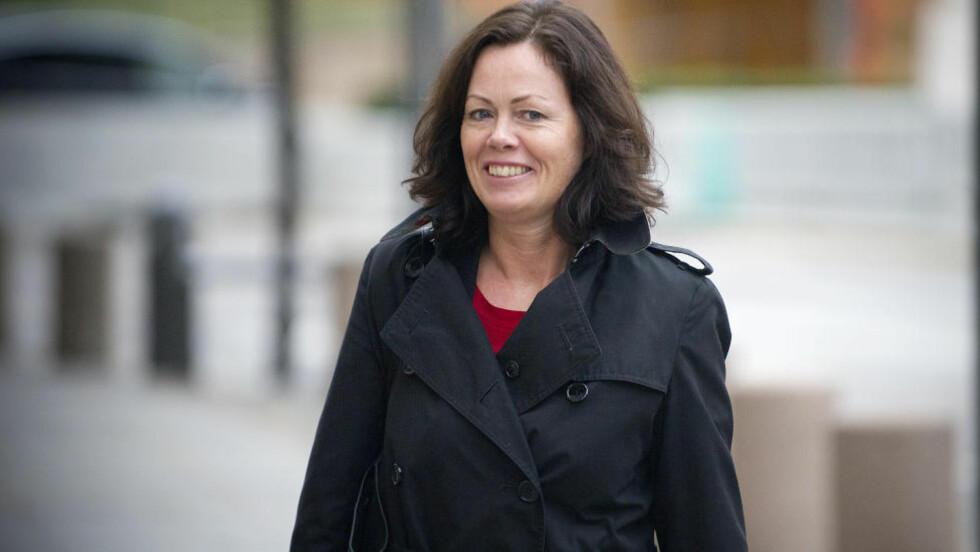 MÅTTE FORSVARE SEG: Norges nye barne- og likestillingsminister, Solveig Horne. Foto: Øistein Norum Monsen/ Dagbladet.