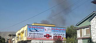 Minst én person drept etter angrep på hjelpeorganisasjon i Kabul