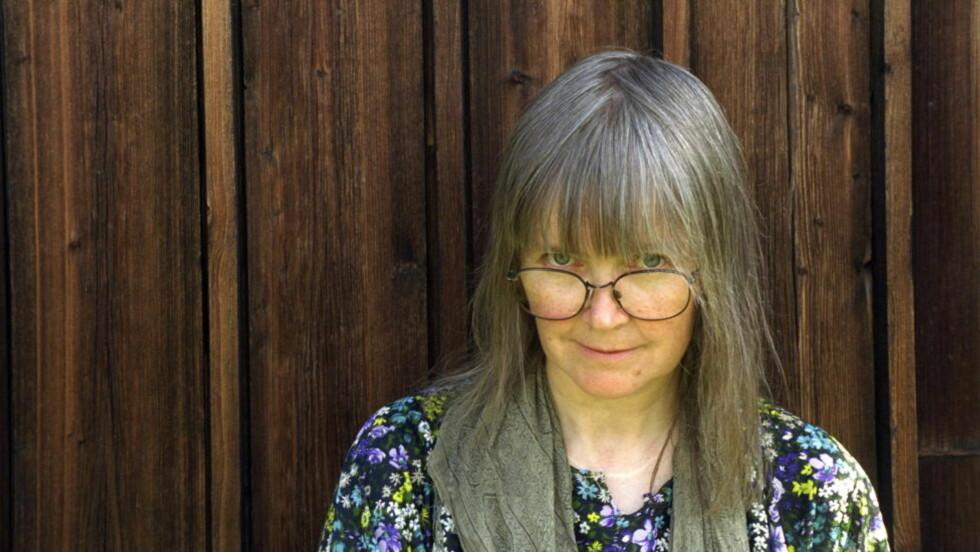 FABELAKTIG: Britt Karin Larsen har på alle måter truffet blink med sin serie fra Finnskogen.