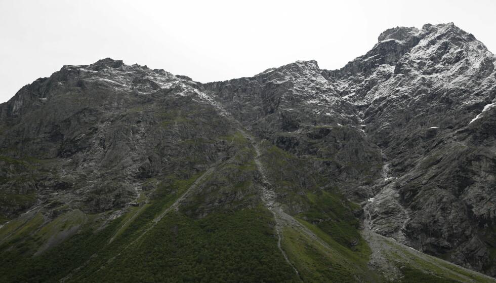 Rauma  20160812. Fjellet Mannen. Foto: Ekseth/Gedde-Dahl / NTB scanpix