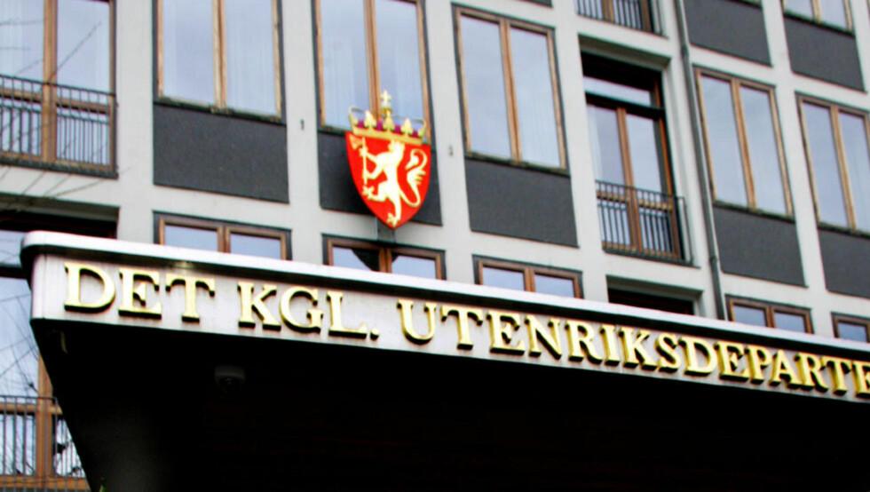 BOMMER OM POLITIKKEN: Braanen Sterri hevder at det ikke finnes noen form for nasjonal «eksepsjonalisme» i nordmenns syn på utlandet. «En stråmann», kaller han dette. Selv en overflatisk kjennskap til norsk utenrikspolitikks historie, eller titt på kildene i boka vi har skrevet, viser det motsatte, skriver artikkelforfatterne. Foto: Sara Johannessen