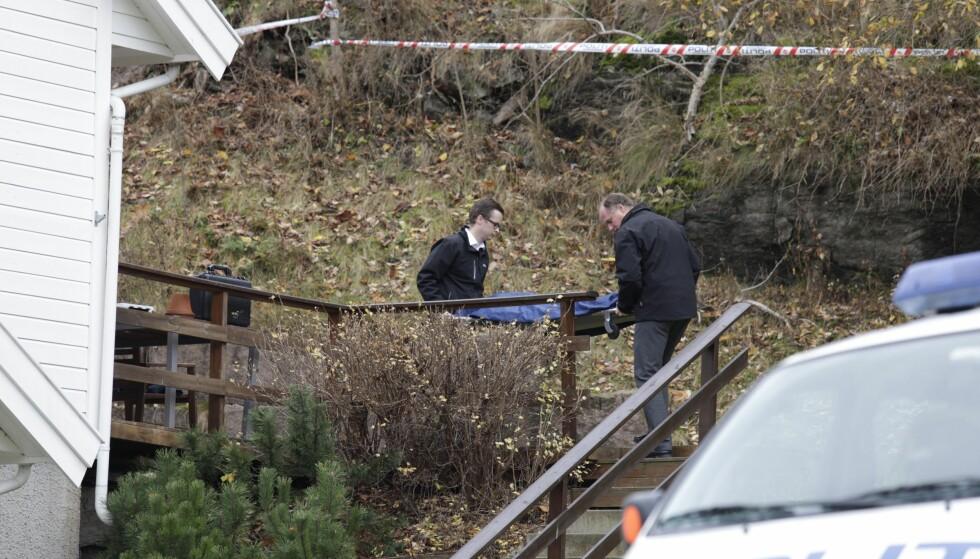 DREPT PÅ JOBB: Miljøarbeideren Anna Kristin Gillebo Backlund (30) ble drept av en den gang 15 år gammel jente som bodde på barnevernsinstitusjonen Små Enheter. Foto: Torstein Bøe / NTB scanpix