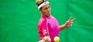 Vanvittig tennisbragd av Casper Ruud (17): - Helt rått