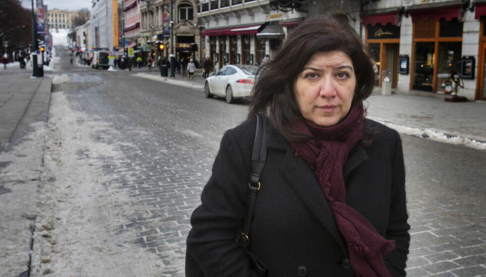 FRIGJØRING: Det var først etter lang tid Mina Bai kom over skammen over jomfruhinnen. Foto: Torbjørn Berg / Dagbladet