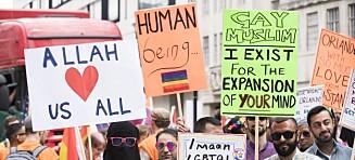 Norskpakistanere og muslimer er også homofile