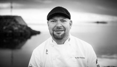 """VERDENS BESTE KJØTT: """"Varangerkokken"""" Tor-Emil Sivertsen lager ofte kjøttkaker og burgere av reinsdyr. Foto: KNUT AASERUD"""