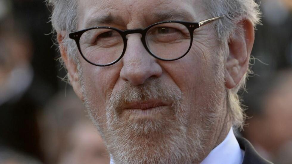 VIL LAGE KLASSIKER: Steven Spielberg skal jobbe med å lage en ny utgave av klassikeren Vredens druer fra 1940. Foto: AFP / Anne-christine Poujoulat.