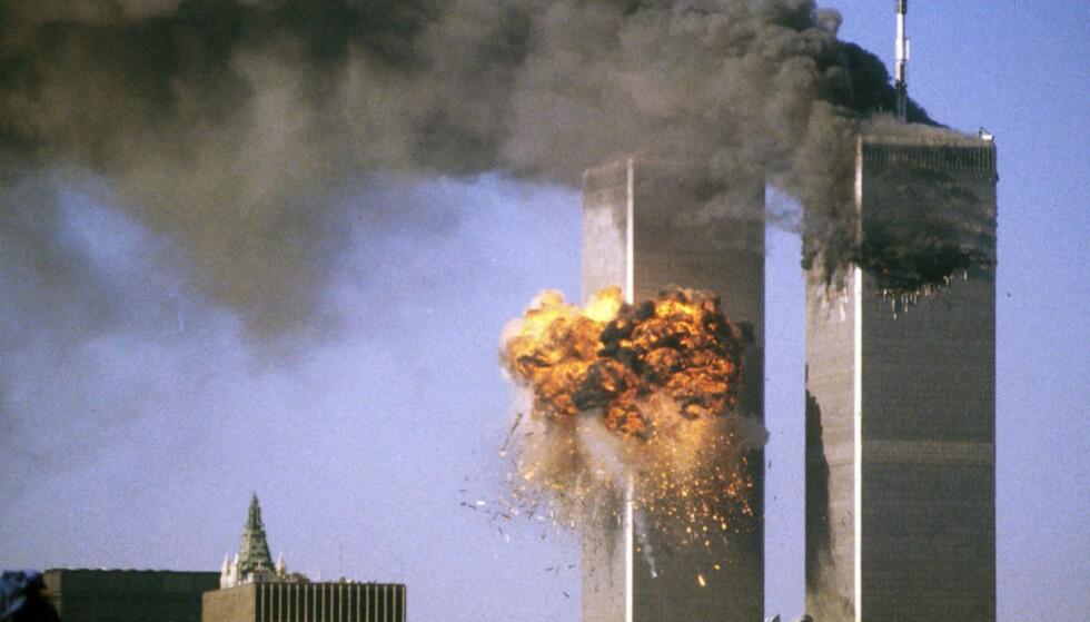 Se minidokumentar om 11. september-angrepet