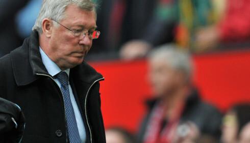 RØK UKLAR: Raiola forteller at han røk uklar i et hett første møte med Sir Alex Ferguson før Paul Pogba forlot Manchester United. Foto: AP / NTB scanpix