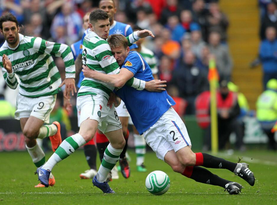 Celtic og Rangers skal ikke møtes til kamp før om en uke, men i dagens dobbel har vi sett på begge lagenes kamper