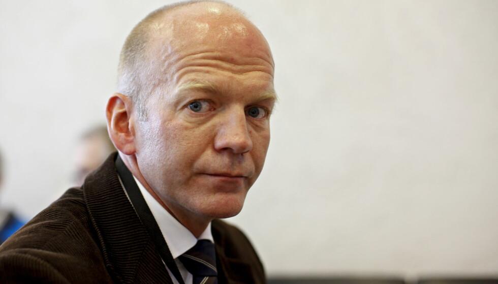 ERSTATNING: Christian Lundin har sammen med Linda Sommer Hoel fremmet et erstatningskrav på 10 millioner kroner. Foto: Anette Karlsen / NTB scanpix