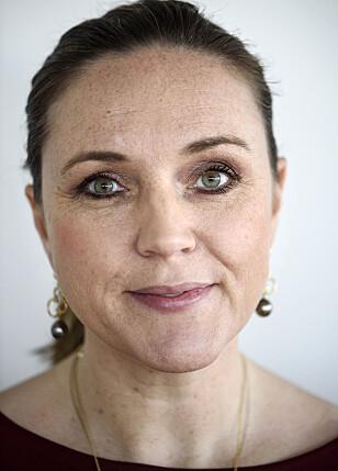 VIL PRODUSERE: Karen Hækkerup i det danske bondelaget tror at danske bønder vil kunne levere et kvalitetsprodukt. Foto: Landbrug & Fødevarer