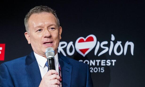 KIEV IGJEN: EBU-sjef Jon Ola Sand har bare gode minner fra Kiev, som var vertsby i 2005.