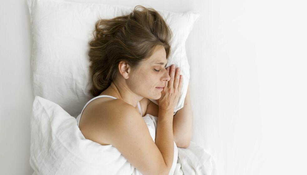 ZZZZØVN: Rutiner er det eneste som hjelper mot trøtthet, sier søvnekspertene. Foto: NTB Scanpix