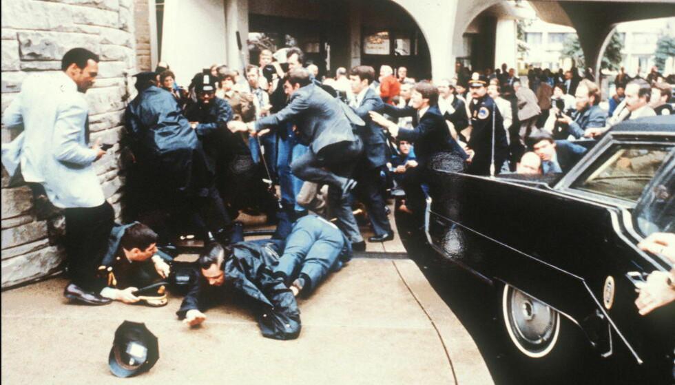 Reagans talsmann skutt i hodet i 1981, døde i dag 73 år gammel