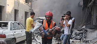 Våpenhvileavtalen i Syria er full av snubletråder
