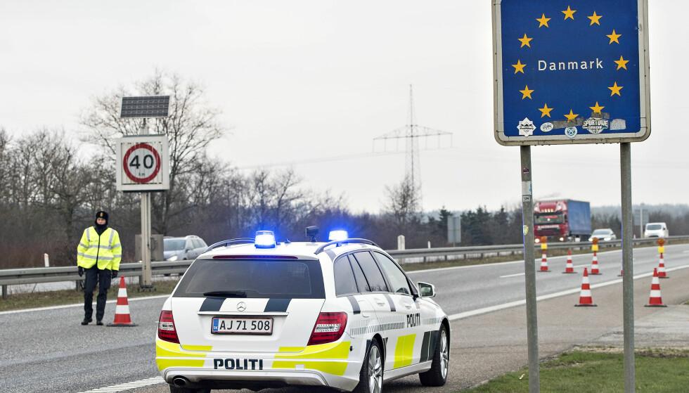 STENGT GRENSE: Når Danmark nå har stengt grensene for kvoteflyktninger, har de også stengt grensene for kvoteflyktninger med funksjonsnedsettelse. Foto: RB Plus