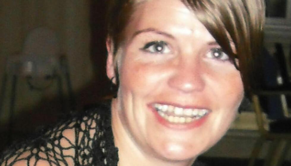 DREPT:  Mandalskvinnen Lene Sand (36) ble i fjor sommer funnet drept i en koffert i elva Spree i Berlin. Foto: Privat